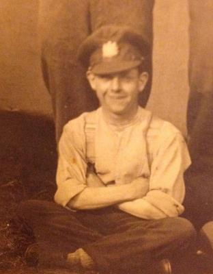 George DENSMORE, Army Corporal WW1