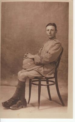 Robert Stocking, Corporal