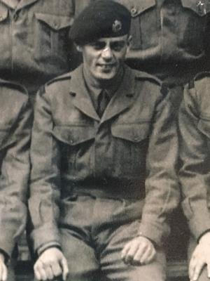 George Gahagan, Sapper, 23317854 - 18 Field Park Squadron Corps of the Royal Engineers