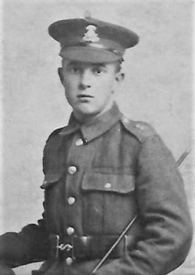 Sydney Schofield, 282037   2/7th Lancashire Fusiliers