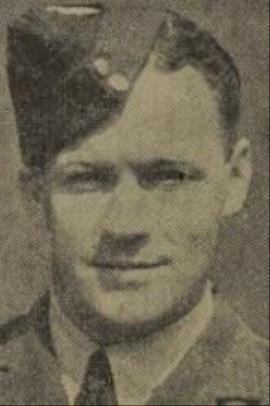 Bryan Joeseph GROFSKI, 41323 Flight Sgt (Pilot) 104 (RAF) Sqdn Royal New Zealand Air Force