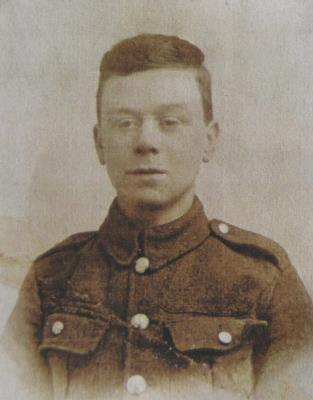 Thomas  Jordan, Cheshire Regiment,