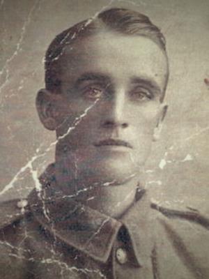 Joseph Gilhooley, Gunner R.F.A.