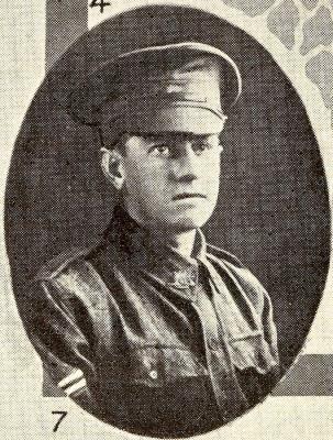 Roland Strickland, Private 21 Bat AIF Number 6562A