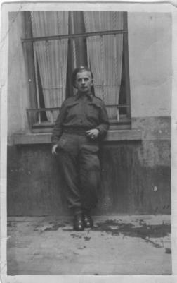 Arthur Peter McLaren Donald Jr., Private, Algonquin Regiment, Canada
