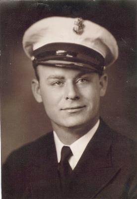 Leon Thompson Martin, Chief Machinist Mate US Navy