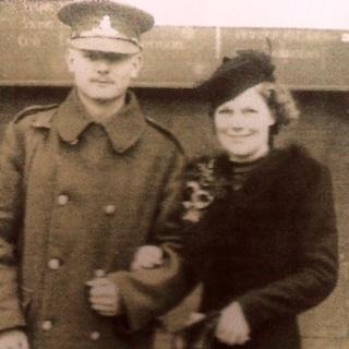 Gordon Alan Corrall, Staff sergeant R.E.M.E. 871294