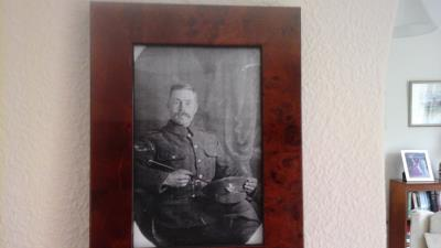 George Bloomfield, Shropshire Kings light infantry