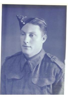 Jack Parsons, RA Gunner Jack Parsons #970501