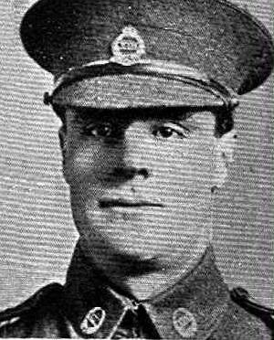 James Brett, Sergeant, Canterbury Infantry Regiment, Service Number 25/1008