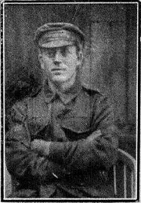 William Abraham Halliday Ruddick, Sergeant 257 1st Australian Tunnelling Company
