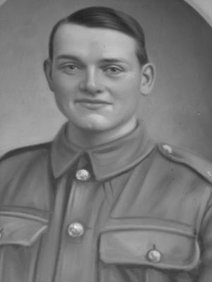 James Buckley, Private, 2nd Battalion, Duke of Wellington's West Riding Regiment. Soldier No 353221
