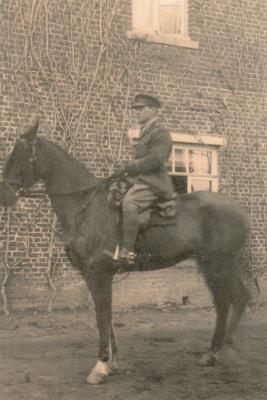 Herbert Preston, 2nd Lieutenant  RFA