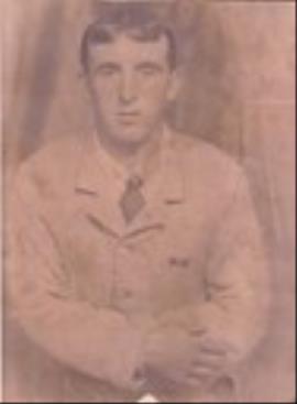 Thomas Joseph Holbrook, 1914-1918 Private, West Yorkshire Regiment