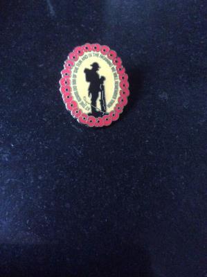 Leonard Everett, Fusilier 14618249 Lancashire Fusiliers