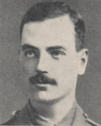 Geoffrey Yates Gross, Captain, Queen's Own (Royal West Kent Regiment), 1st Battalion
