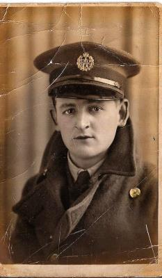 THOMAS MORRISON, RAF LEADING AIRCRAFTSMAN