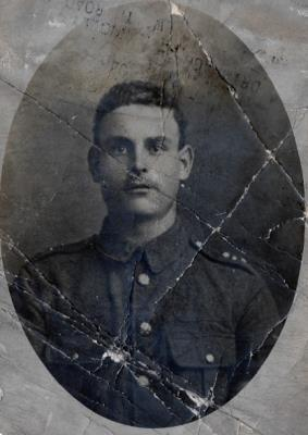 William Connolly, Sergeant No. 10872, 1st Battalion Royal Dublin Fusiliers