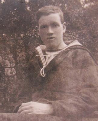 Robert lawson, Able Seaman, Royal Navy
