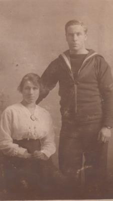 Richard Henry Spicer, Able seaman