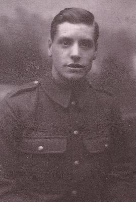 Frederick  Stowe, Private  223(S),  Company 4, Plymouth Battalion,  Royal Marines Light Infanty