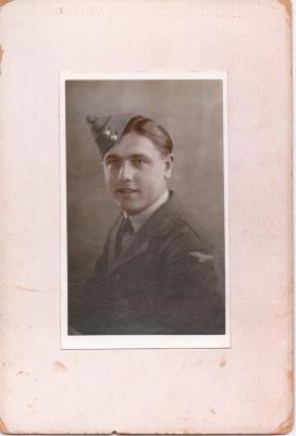 "John "" Jack"" Sharratt, Leading aircraftman, RAF"