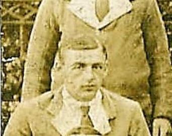 Hugh Robinson, Private, 15th Btn. Durham Light Infantry