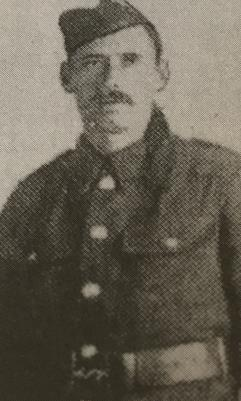 Herbert Adkins, 9th Battalion, Black Watch. 44th Brigade 15th (Scottish Division)