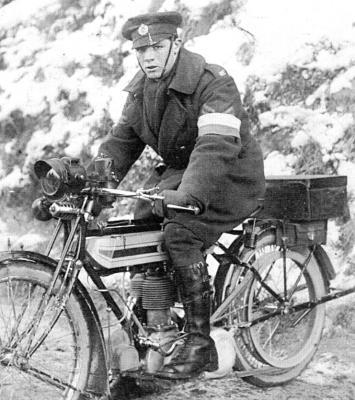 GEORGE FREDERICK WARWICK, Caporal