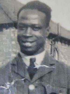 Lorenzo Nelson, Rank: L.A.C., Service Number: 713775, Station: RAF Croft