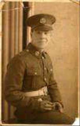 Charles Harold  Miller, Private Middlesex Regiment 1st Battalion