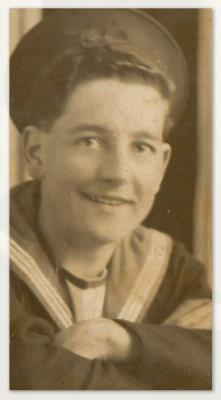 Kenneth Edward John, Royal Navy Able Seaman