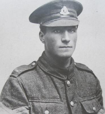 Reginald Nicholas Trott, Lance Corporal, Machine Gun Corps (Infantry), 25th Battalion