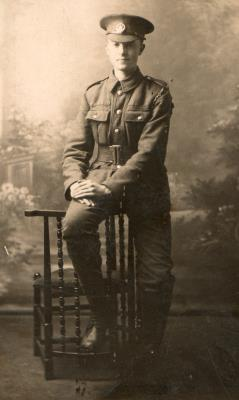 Stanley Gilbert Turner, Private. 9th Loyal Battalion of the North Lancashire Regiment