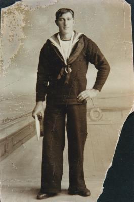 William Best Smyth, Royal Navy, Able Seaman