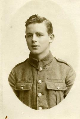 Ivor Snell, 7th Northamptonshire Regiment