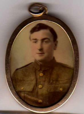 Charles Walter King, Royal Fusiliers Unit, 35th Bn, Service No 39319
