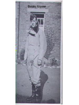 Robert Mower, Sgt RAF