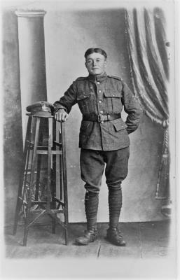 william Phillips, 325583  Queens Own Worcestershire Hussars