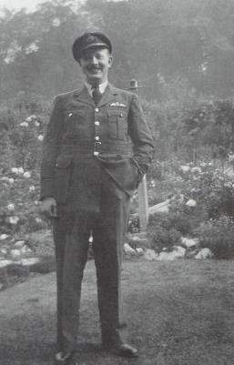 Norman Carfoot, Fl Lt Pilot- 49th Squadron- Fiskerton, Lincolnshire