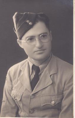 Richard Karo, Service number: 774488 , Rank:  LAC , Royal Air Force