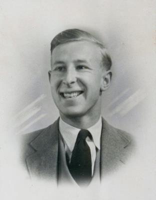 Myles Atkins, Royal Navy/Lt