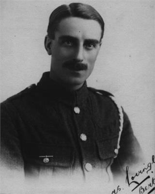 Ethelbert Samuel Gerald Elliott, Private in Northumberland Fusiliers