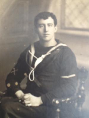 James Albert Forgan Wighton, Leading Carpenter Crew