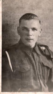 Robert Ewart, Pte. Royal Marines