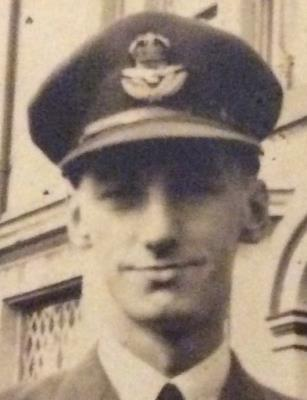 Frank Douglas Chalkley, Flying Officer