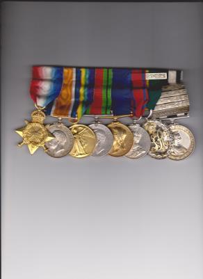 Edward Burdett Pooley, RAMC Lt Col