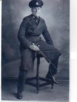 Leonard D Moses, PO/X 2758  Marine