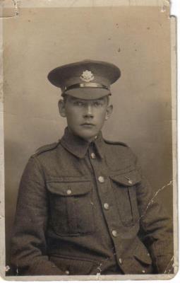 James Alfred Kewley, Service no 31076 2/5 th battalion East Lancs Regt