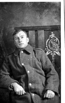 Richard Holden, 24/865, 24th (Tyneside Irish)Bn., Northumberland Fusiliers died 01 July 1916